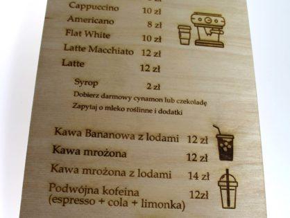 Kawa bananowa z lodami :)